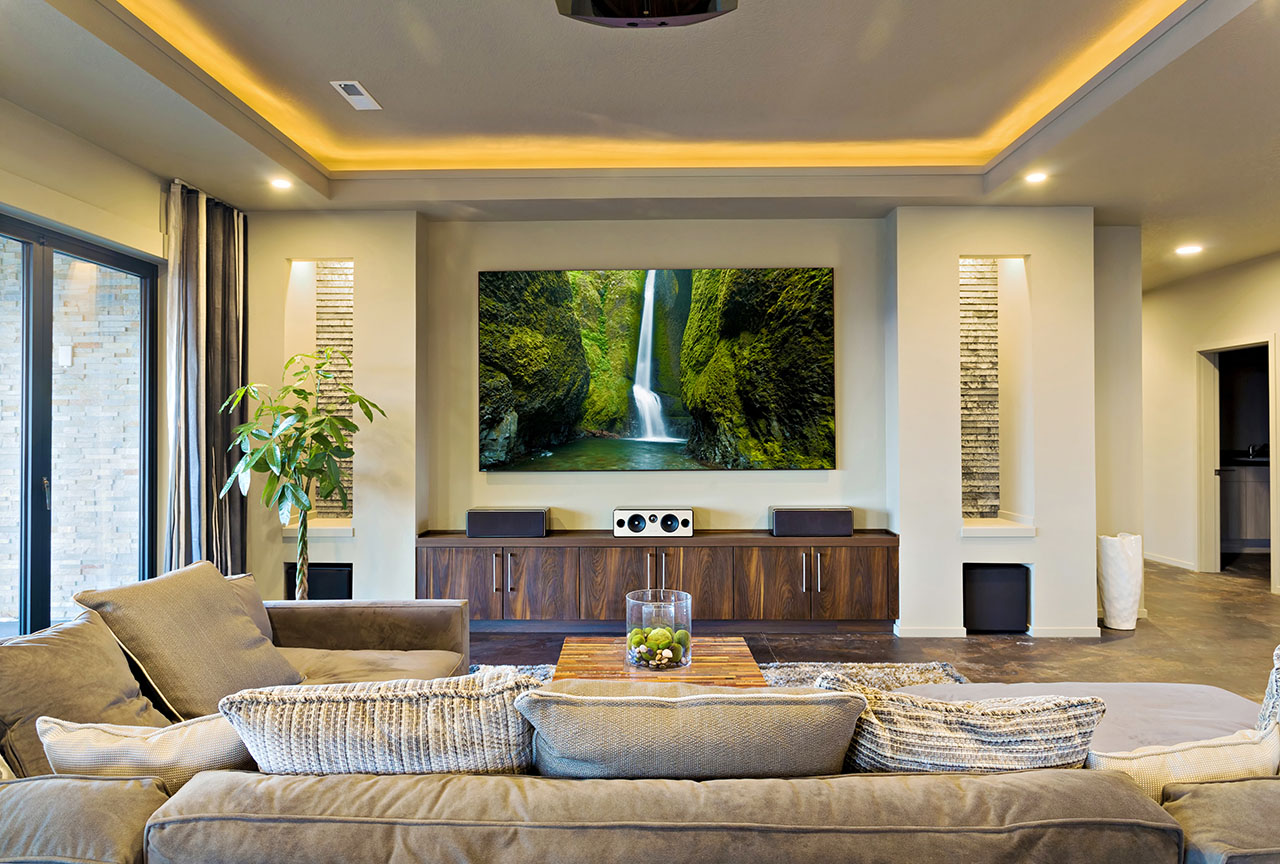 Home Theatre of your dream